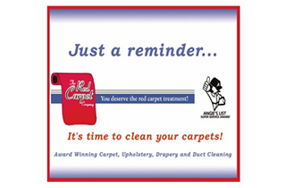 Carpet Cleaning | Red Carpet Cleaning, Inc | Providence, RI | (401) 736-4335